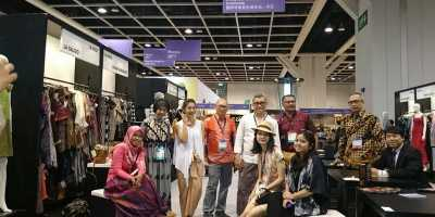 Indonesia Curi Perhatian di Hong Kong Fashion Week 2015