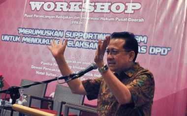Ketua DPD RI Tak Setuju Alutsista Harus Beli Baru