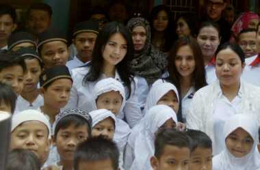 Kartini Perindo Merasa Terpanggil Berbagi Kasih di Bulan Ramadan