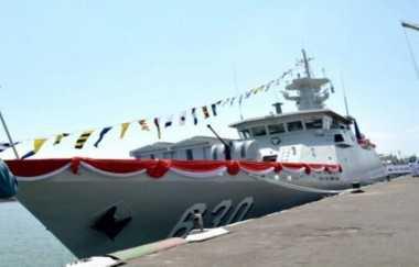 Kapal Malaysia Curi 10 Ton Ikan di Perairan Ambalat