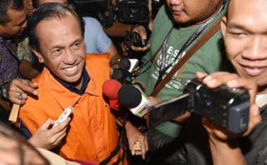 KPK Perpanjang Waktu Penahanan Adriansyah