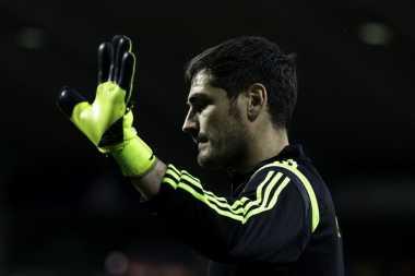 Casillas Selangkah Lagi Bergabung dengan Porto