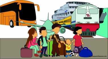Puluhan Sopir Bus Angkutan Lebaran Jalani Tes Kesehatan