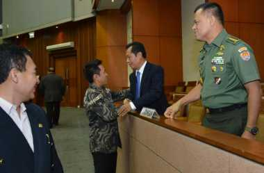 Sejumlah Tokoh Hadiri Pelantikan Kepala BIN & Panglima TNI