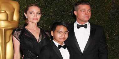 Angelina Jolie Ajak Putranya Main Film