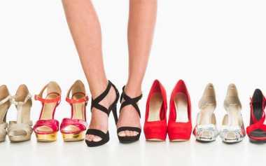 Nina 'Noura' Hobi Koleksi Sepatu