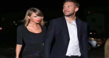 Taylor Swift akan Berkolaborasi dengan Calvin Harris