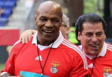 Tyson Fans Sejati Elang Portugal