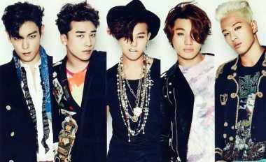 Agensi Bocorkan Lagu Terbaru Big Bang