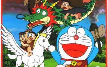 Kehidupan Doraemon di Zaman Prasejarah Hadir lewat Film Terbaru