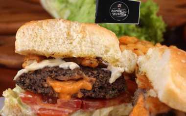 Tiga Rekomendasi Tempat Makan Burger Lezat di Jakarta