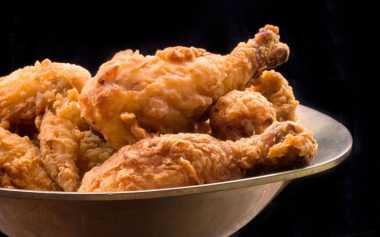 Ayam Goreng Jadi Menu Andalan John Legend