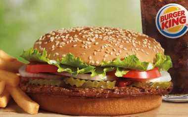 Burger King Ingin Hadirkan Burger Pangeran William