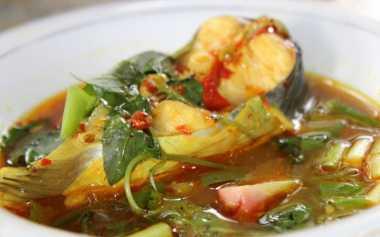 Ini Makanan Favorit Steven 'Warna' di Palembang