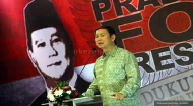 Petinggi Gerindra Tak Tahu Isu Hashim Masuk Kabinet