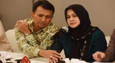 KPK Tetapkan Gubernur Gatot & Istrinya Tersangka