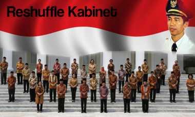 Reshuffle Harus Dilakukan Jokowi secara Indepeden