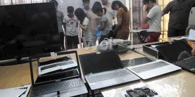 Ngaku Bisnis Online, Polisi Tangkap 31 WN Taiwan & China