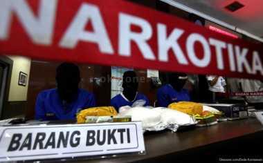 Sedang Transaksi Sabu, Dua Bandar Ditangkap Polisi