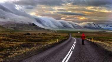 Keajaiban di Islandia Terekam di Fotografer Belgia