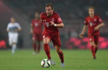 Bayern Tak Berminat Jual Gotze ke Juve