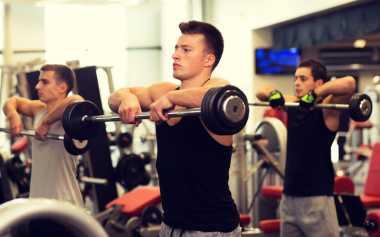 Latihan Beban Bisa Kurangi Kegemukan di Perut