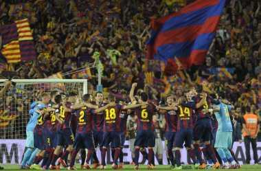 Barcelona Menantang Misteri Liga Champions