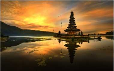 Lima Surga Tersembunyi Bali, Salah Satunya Candi Bawah Laut