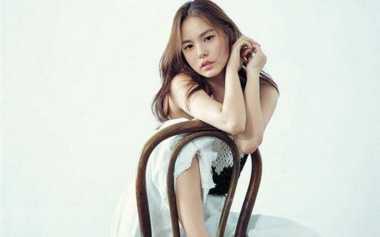 Pose Min Hyo Rin di Majalah Fesyen Korea