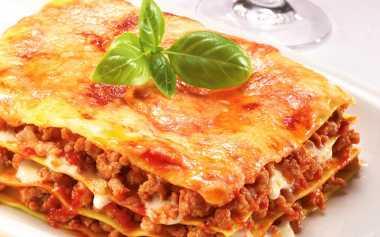 Lasagna Makanan Simpel Andalan Sarah 'Idol'