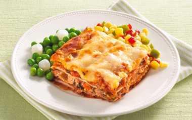 Resep Lasagna Vegetarian Nikmat Bisa Dicoba di Rumah