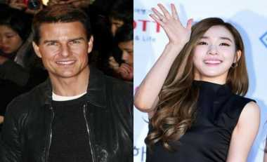 Tiffany SNSD akan Wawancarai Tom Cruise