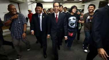Jokowi Akan Berkantor di Papua