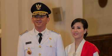 Dekati TNI-Polri, Strategi Ahok Dongkrak Elektabilitas