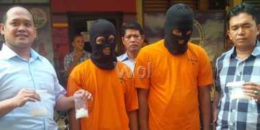 Pemasok Sabu Asal Malaysia Diamankan di Medan