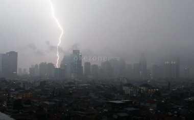 Sumut Berpotensi Hujan Ekstrem