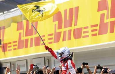 Ferrari Bakal Membara di Paruh Kedua