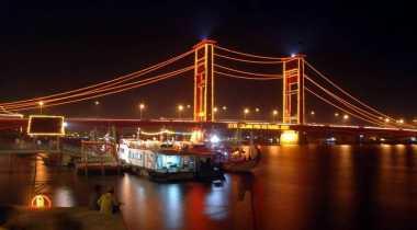 Jembatan Ikon Palembang Awalnya Bukan Bernama Ampera