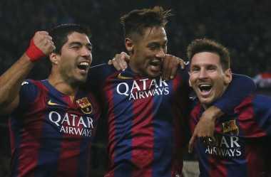Trio MSN Terbaik dalam 25 Tahun Terakhir