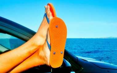 Sandal Jepit Lebih Berbahaya daripada Sepatu