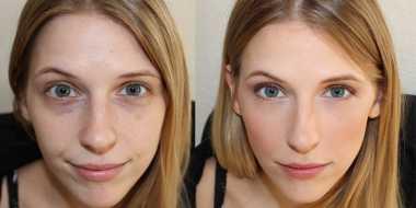 Langkah Riasan Wajah Gaya No Make up