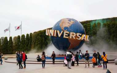 Alasan Turis Serbu Universal Studio Jepang