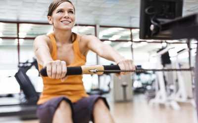 Tiga Alat Gym yang Cepat Membakar Lemak