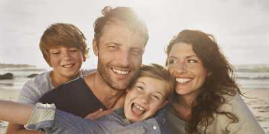 Keuntungan Keluarga Miliki Dua Anak