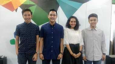 Band HiVi Siapkan Kejutan Spesial di Album Kedua