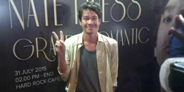 Alasan Nate Ruess Rilis Album di Jakarta