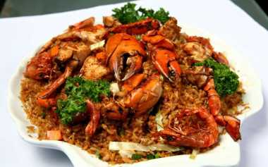 Resep Nasi Goreng Kepiting Spesial