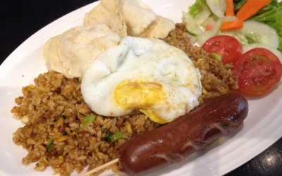Lezatnya House Spesial Fried Rice Menggoyang Lidah