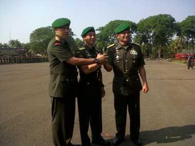 Rotasi Jabatan, KSAD: TNI Masuki Babak Baru