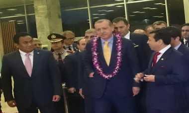 Presiden Turki Temui Ketua DPR RI